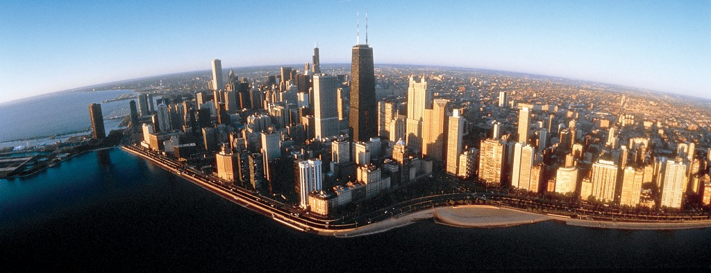Descubre Chicago de la mano de una IT GIRL