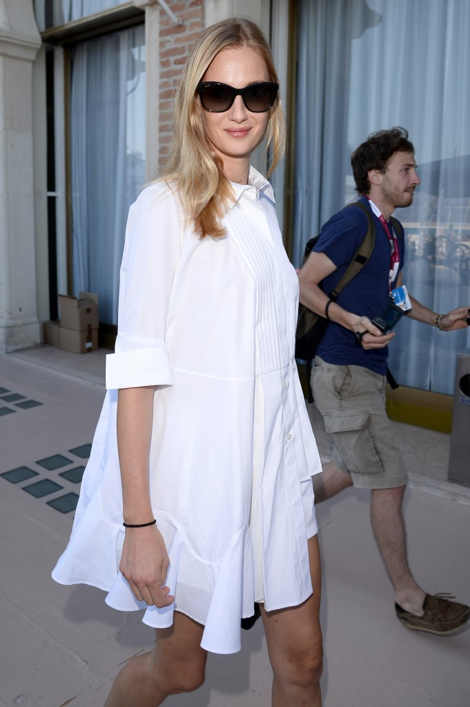 Celebrity Sightings - Day 3 - The 70th Venice International Film Festival