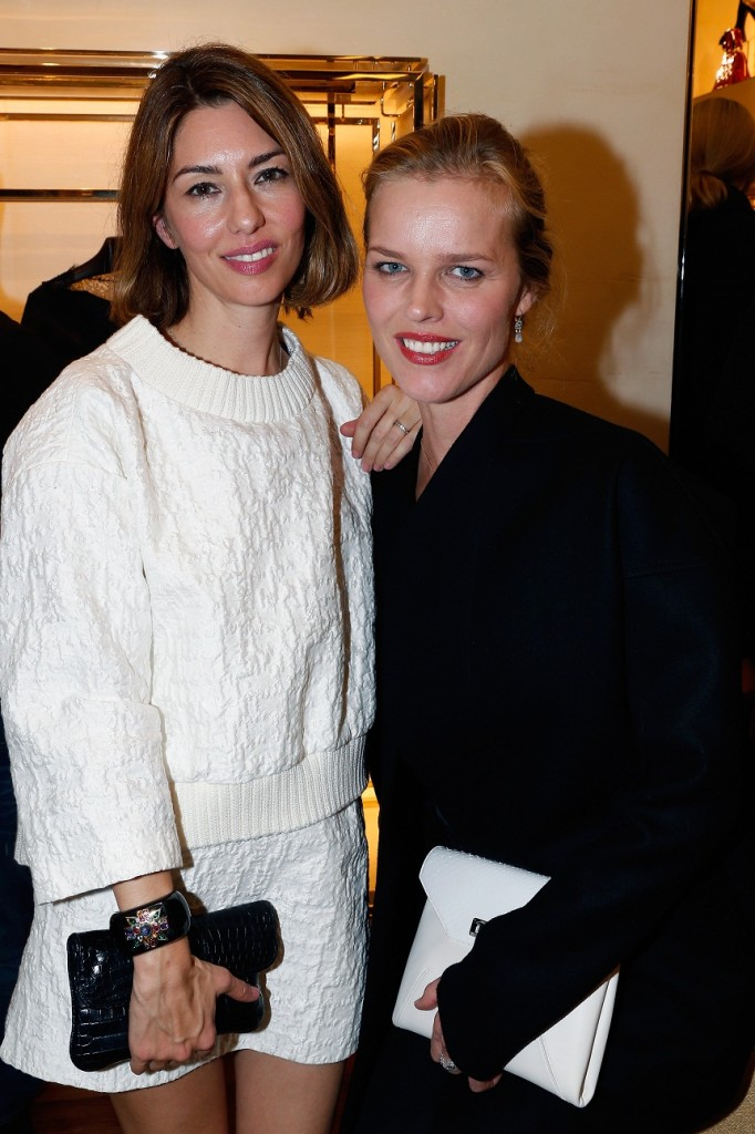 Sofia Coppola & Louis Vuitton Celebrate New SC Bag Launch - Paris Fashion Week Womenswear S/S 2014