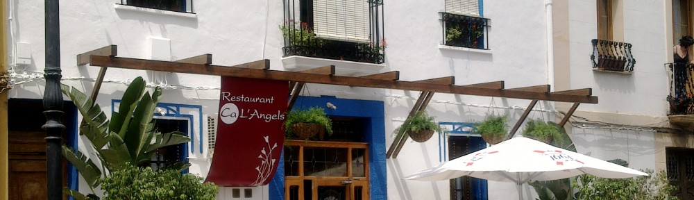 Gastrohunter.-Restaurante CA´L ANGELS.-