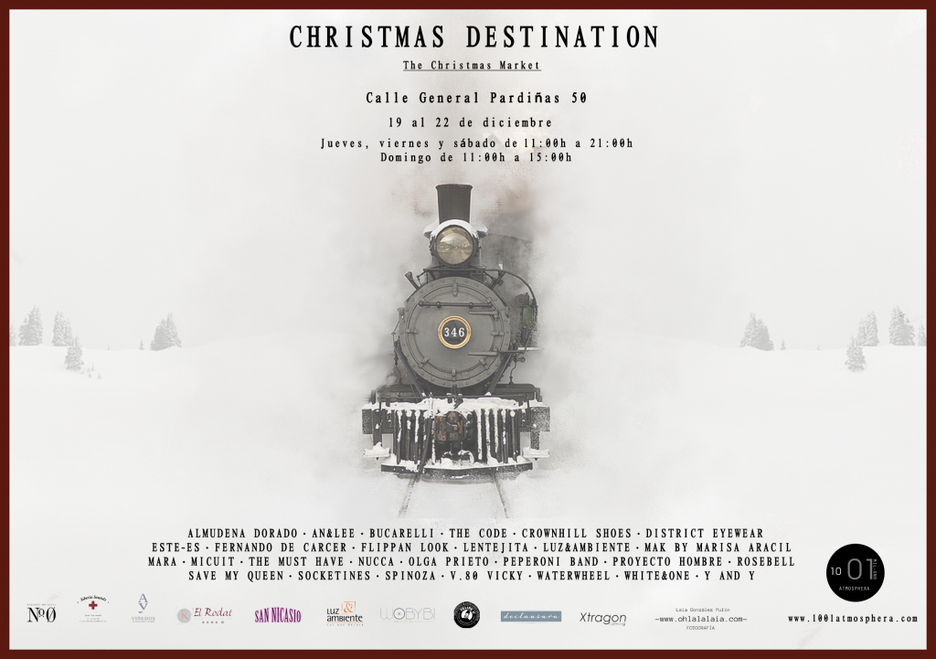 Christmas Pop Up Market Destination