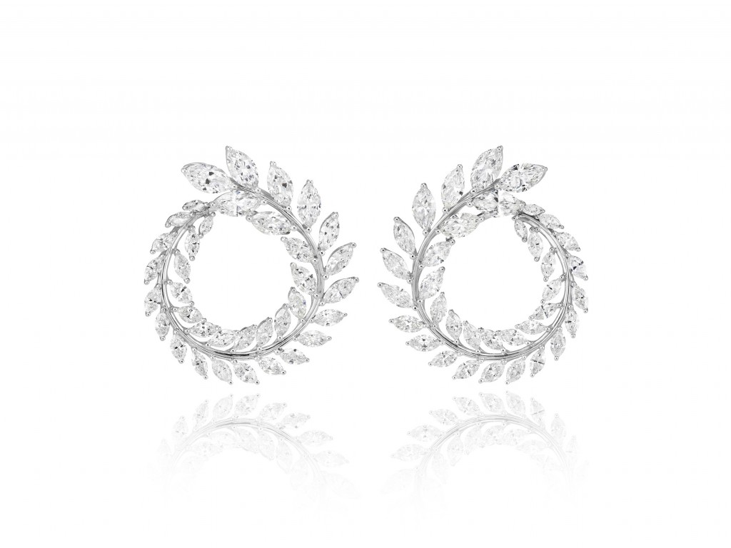 Chopard earrings from the Green Carpet Collection 849537-1001.mail