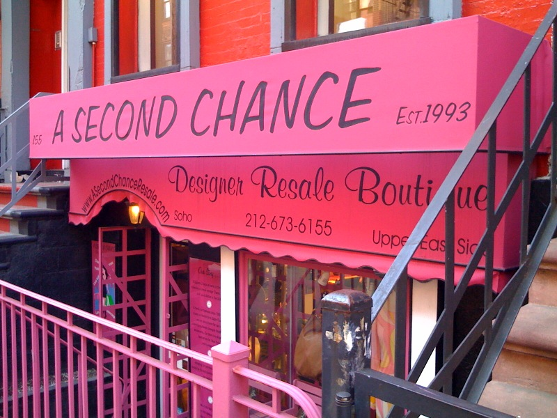 second chance frontal