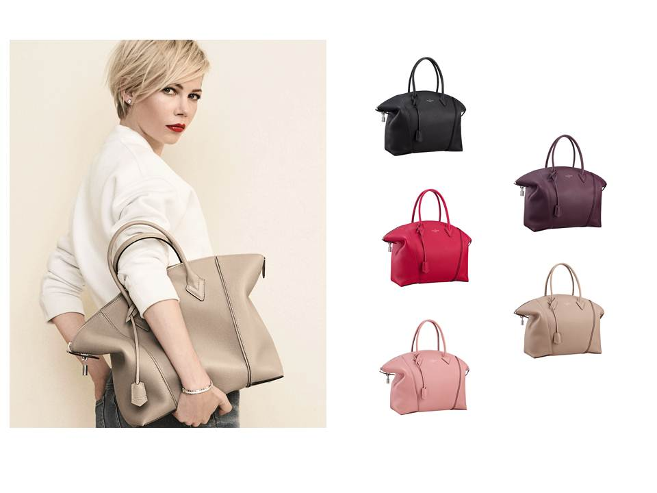 Michelle Williams protagoniza una nueva campaña de Louis Vuitton