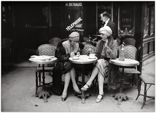 Vintage Black and White Photos of Paris (18)