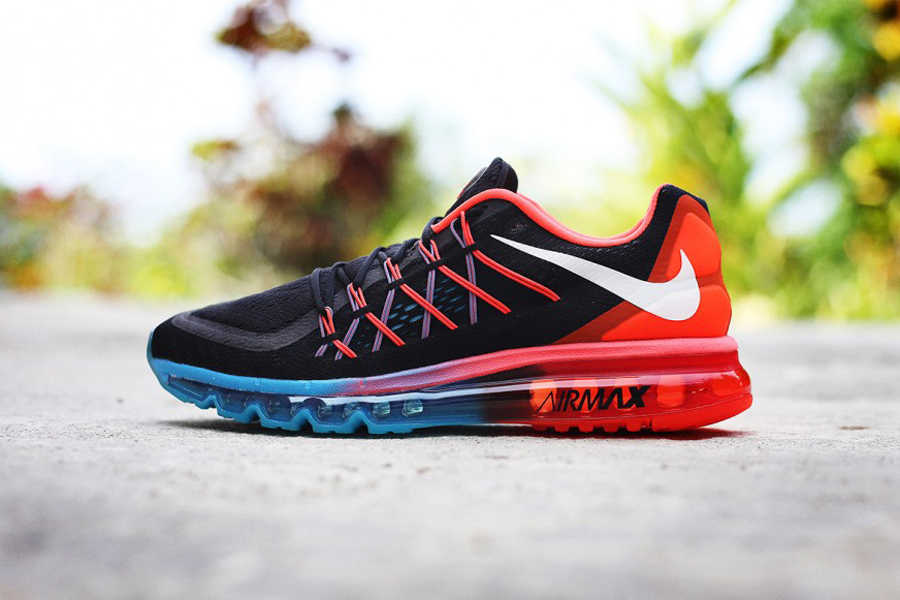 brand new 7bc80 0ea30 ... de zapatillas running Nike Air Max 2015. LasAirMax2015DeNike1