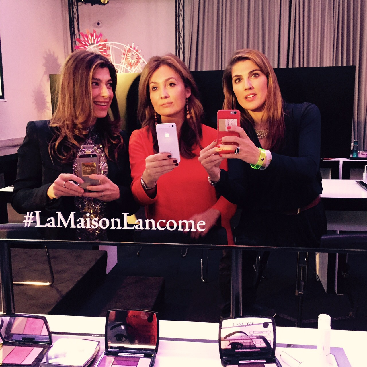 maison lancome 2 miss and chic