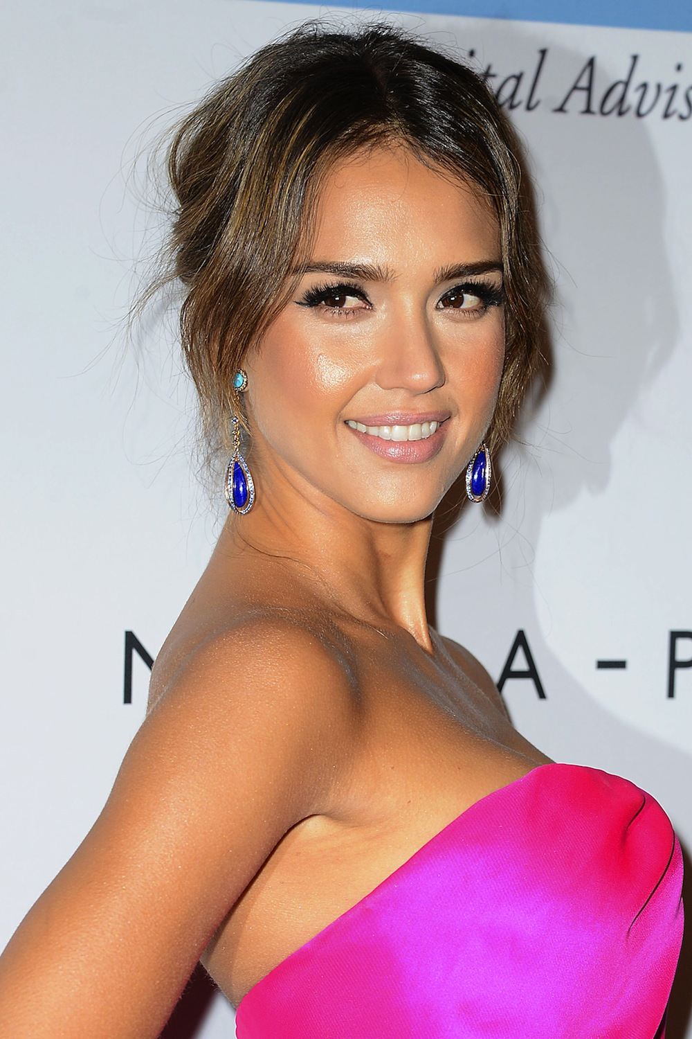 The 2nd Annual Baby2Baby Gala Featuring: Jessica Alba Where: Los Angeles, California, United States When: 10 Nov 2013 Credit: Ryan/WENN.com