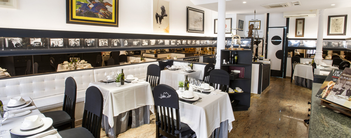 Restaurantes domingos Madrid. 10