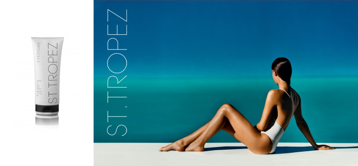 St-Tropez-fake-sun-tan-self-tanning-before-and-after-advertising